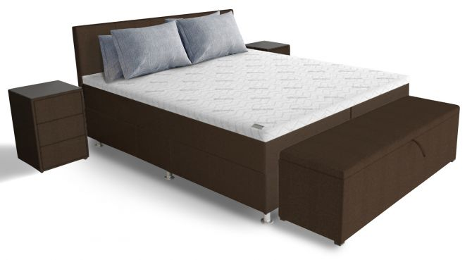 Boxspring Basic 160x200